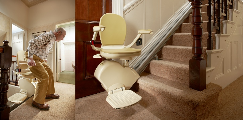 Brooks Stairlifts Acorn Stairlifts South Wales Bristol