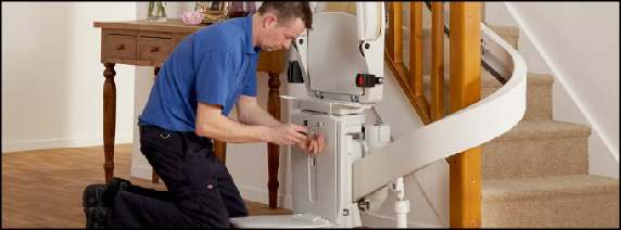 Stairlift Repair And Servicing Across South Wales